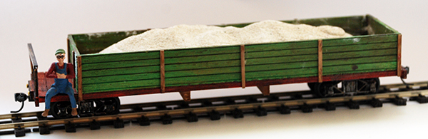 Rolling stock Om30 scale